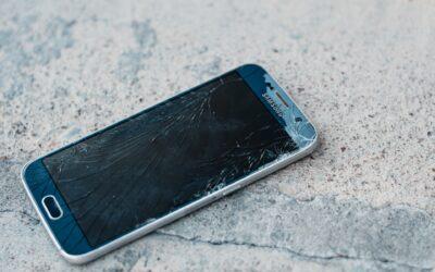 Har du smadret din mobil?